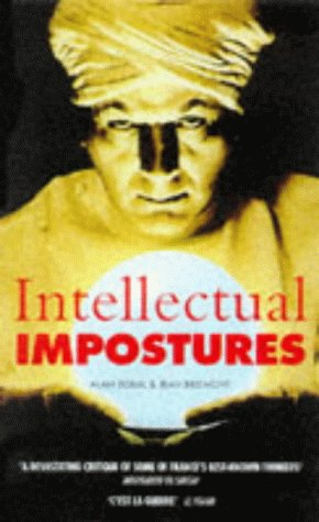 Intellectual Impostures (1861970749) by Alan Sokal; Jean Bricmont