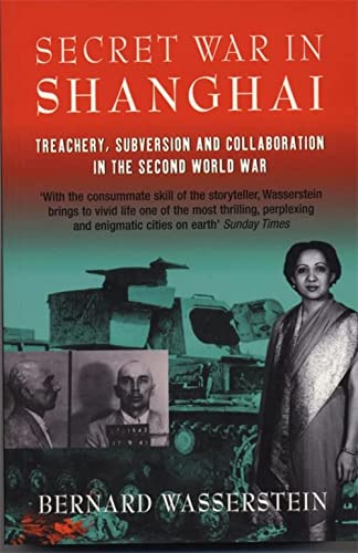 9781861970916: Secret war in Shanghai