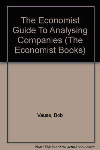 9781861971975: The Economist Guide to Analysing Companies (The Economist Books)
