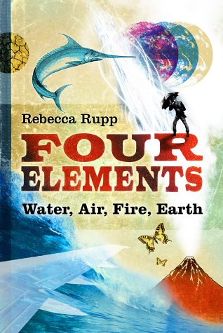 9781861972347: Four Elements: Water, Air, Fire, Earth