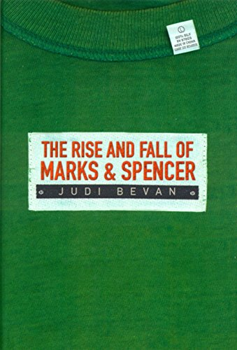 Rise and Fall of Marks & Spencer: JUDI BEVAN