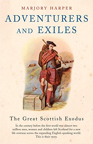 Adventurers and Exiles: The Great Scottish Exodus: Margery Harper