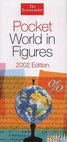 9781861973511: The Economist Pocket World in Figures, 2002 Edition (The Economist Books)