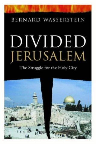 9781861973559: Divided Jerusalem