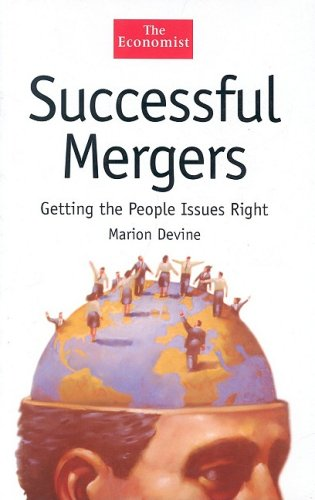 Successful Mergers: Gettings the People Issues Right: Marion Devine