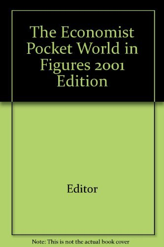 The Economist Pocket World in Figures 2001 Edition: Editor
