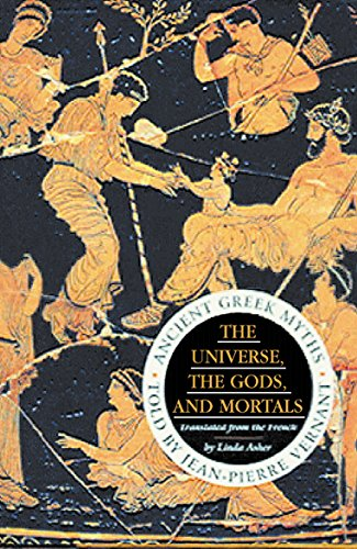 9781861973993: The Universe, The Gods And Mortals: Ancient Greek Myths