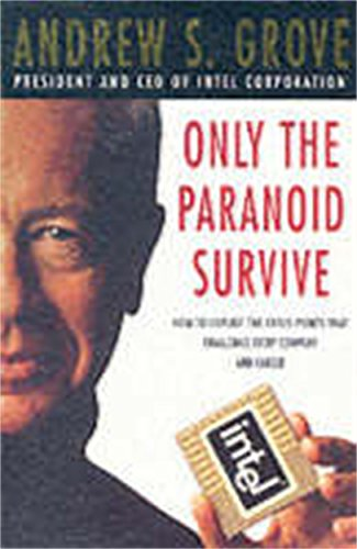9781861975133: Only The Paranoid Survive
