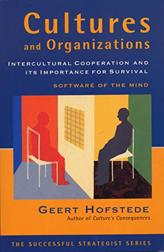 9781861975430: Cultures And Organisations: Software of the Mind (The Successful Stategist)