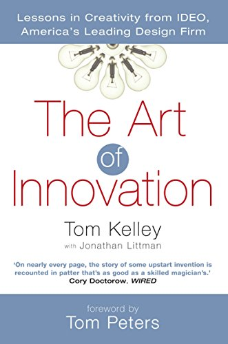 9781861975836: The Art Of Innovation: Success Through Innovation the IDEO Way