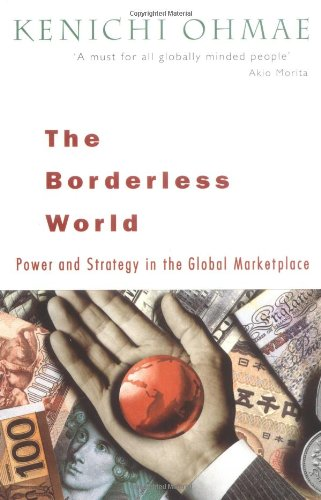 9781861975843: Borderless World: Power and Strategy in the Global Marketplace