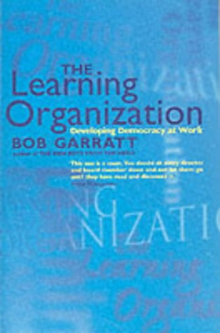 9781861975874: The Learning Organization: Developing Democracy at Work
