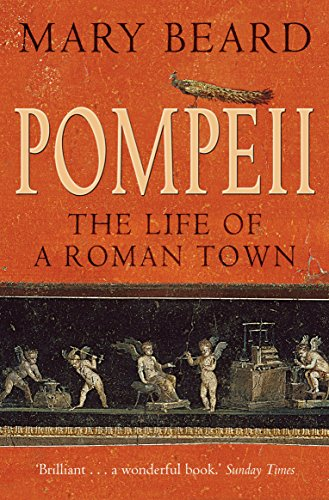 Pompéi, la vie d'une cité romaine de Mary Beard 9781861975966-uk-300