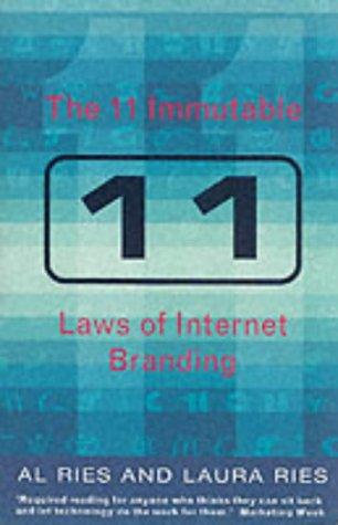 9781861976000: 11 Immutable Laws of Internet Branding
