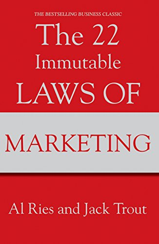 9781861976109: The 22 Immutable Laws of Marketing