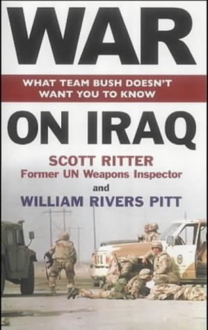 9781861976369: War On Iraq: What Team Bush Doesn't Want You To Know