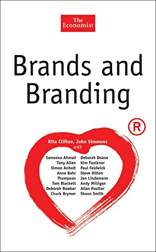 Brands and Branding: John Simmons,Rita Clifton