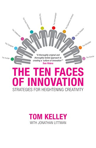 9781861978066: The Ten Faces of Innovation: Strategies for Heightening Creativity