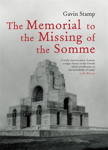 9781861978110: The Memorial to the Missing of the Somme