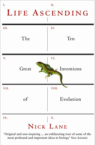 9781861978189: Life Ascending: The Ten Great Inventions of Evolution