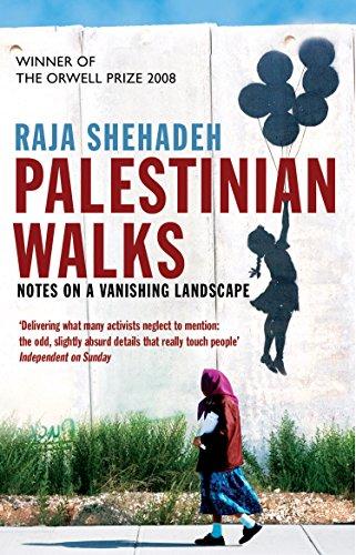 9781861978998: Palestinian Walks: Notes on a Vanishing Landscape