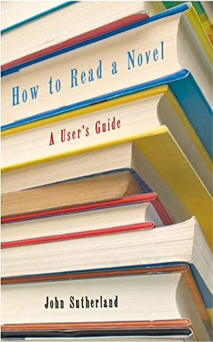 9781861979469: How to Read a Novel: A User's Guide