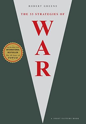 9781861979780: The 33 Strategies of War