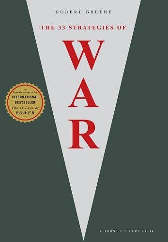 9781861979780: The 33 Strategies of War (The Robert Greene Collection)