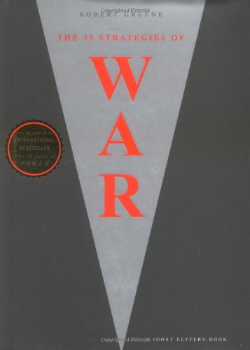 9781861979933: The 33 Strategies Of War