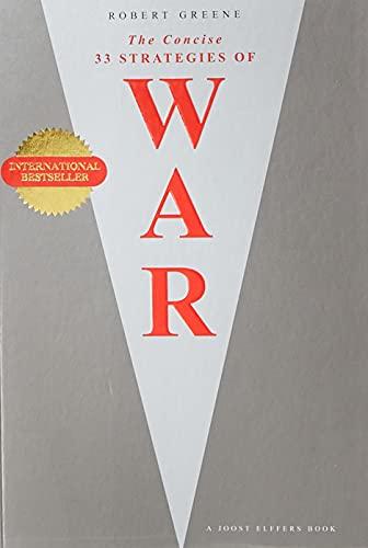 9781861979988: The Concise 33 Strategies of War (The Modern Machiavellian Robert Greene, 2)