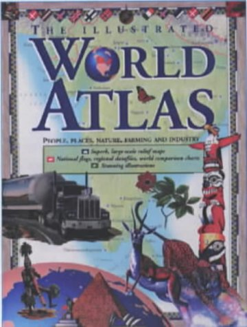 9781861990372: The Illustrated World Atlas
