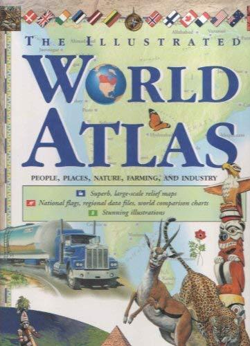 Illustrated World Atlas: Lowe, Alistai Rogers