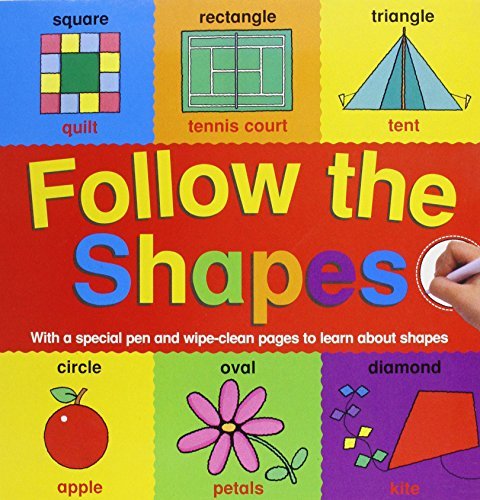 9781861990921: Follow the Shapes