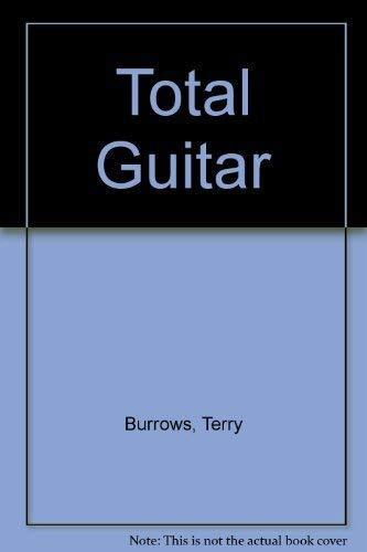 9781862000834: Total Guitar
