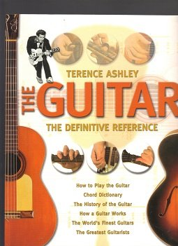 9781862001442: The Guitar: The Definitive Reference