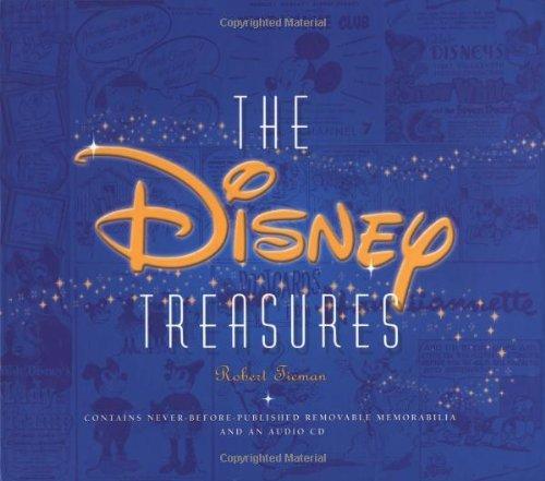 9781862001695: THE DISNEY TREASURES.