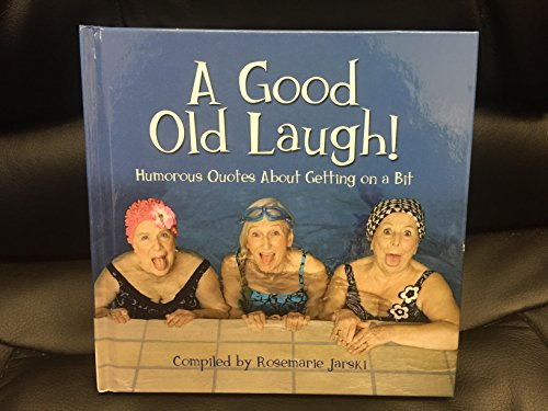 9781862003811: A Good Old Laugh