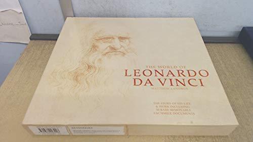 The World of Leonardo Da Vinci: The: Matthew Landrus: