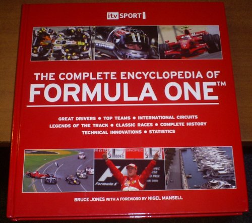 9781862004672: ITV SPORT - THE COMPLETE ENCYCLOPEDIA OF FORMULA ONE