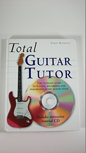 9781862006973: Total Guitar Tutor by Terry Burrows (1998-05-04)