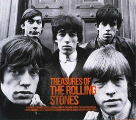 9781862008519: Treasures of the Rolling Stones