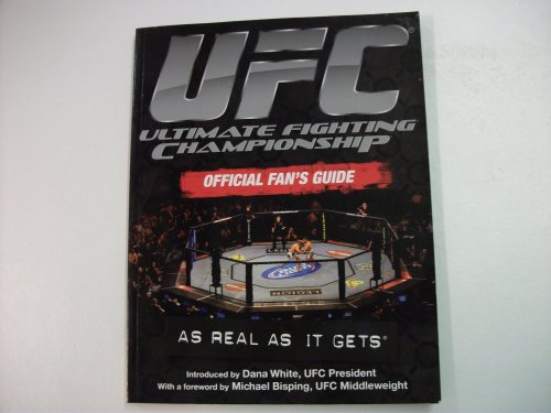 9781862008755: UFC Ultimate Fighting Championship Official Fan's Guide
