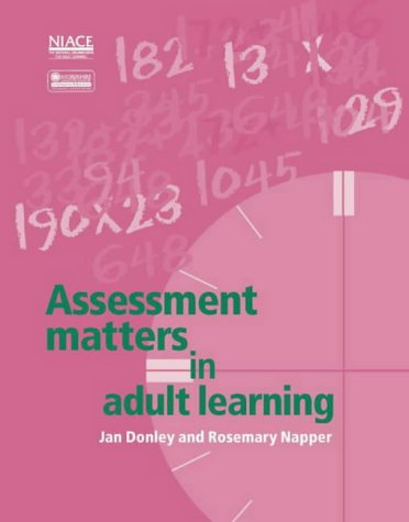 9781862010192: Assessment Matters in Adult Learning