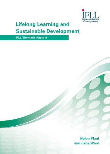 9781862014435: Lifelong Learning and Sustainable Development: IFLL Thematic Paper 8
