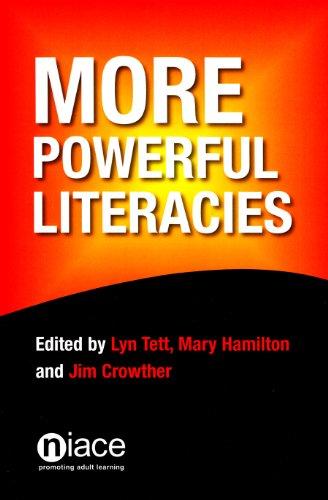 9781862015845: More Powerful Literacies