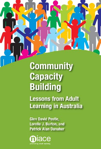 9781862017221: Community Capacity Building: Lessons from Adult Learning in Australia