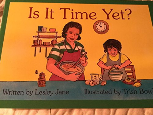 9781862021563: Foundations for Reading: Is it Time Yet? Level 12 Reading Book