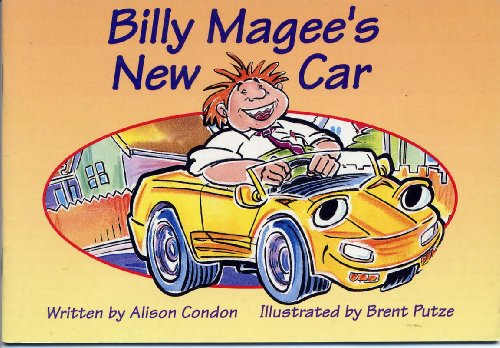 Foundations for Reading: Billy Magee's New Car Level 16 Reading Boo (Foundations): Alison ...