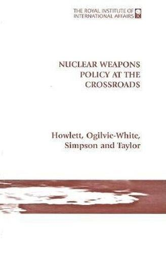 Nuclear Weapons Policy at the Crossroads: Darryl Howlett, Tanya