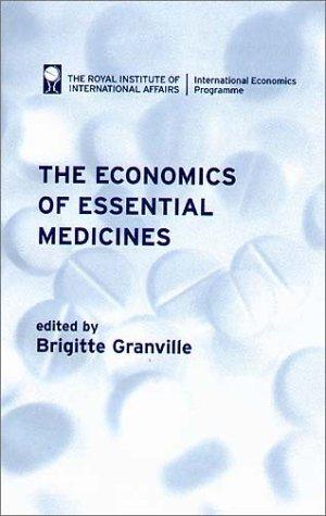 The Economics of Essential Medicines